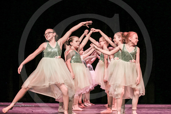 """Lovely"" - Performed by Junior Lyrical, June 2017 Recitals."