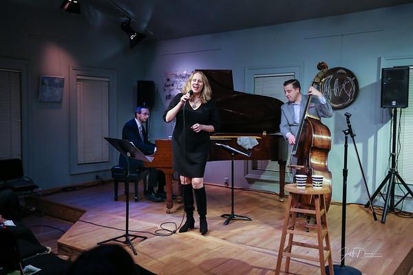 Elaine Dame Trio - Kerrytown Concert House 1-11-2020