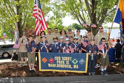 2013 - Memorial Day Parade