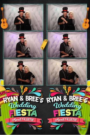 Ryan & Bree's Wedding Fiesta