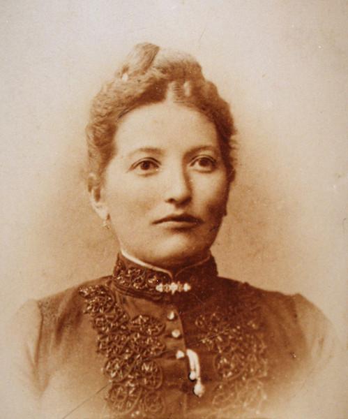Jeanette (Straus) David  1856-1893