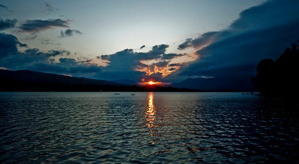 Kawanhee Sunsets