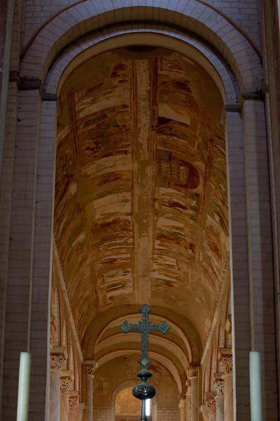 Saint-Savin-sur-Gartempe Nave Vault