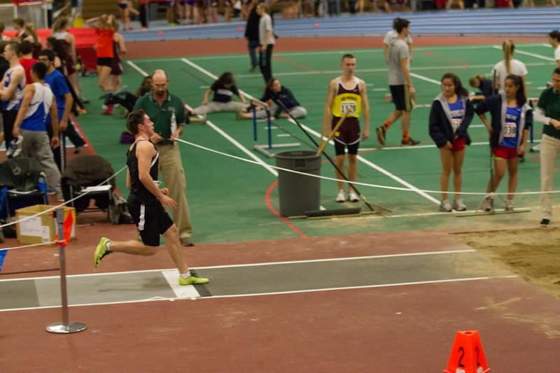 2014 Indoor High School Track