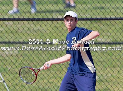 6/16/2011 - MIAA State Finals - Boys Varsity Tennis - St. John's Shrewsbury vs Needham