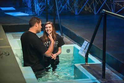 2018-02-11 - 9am baptism service