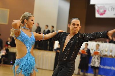Julia and Dimitry 2010 WRB