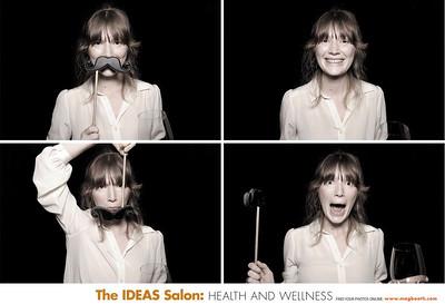 SF 2011-11-05 IDEAS Salon: Health and Wellness