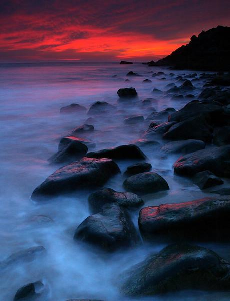 Sycamore Cove at Point Mugu State Park California - Steve Sieren  Santa Monica Mountains