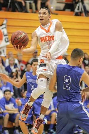 MHS Basketball vs Atwater Jan 2014