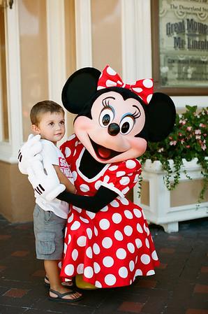 Jaden's 3rd Birthday - Disneyland