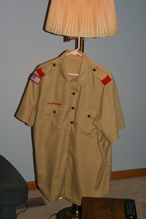 Scout Outfit 20070114