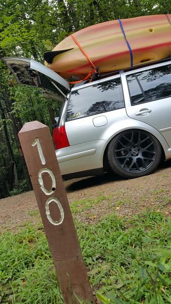 Jetta Wagon TDi & the sedan 1.8t