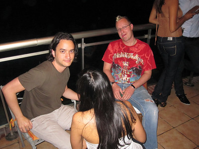 Santo Domingo Party 2009