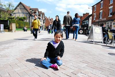 UK: Stratford Upon Avon