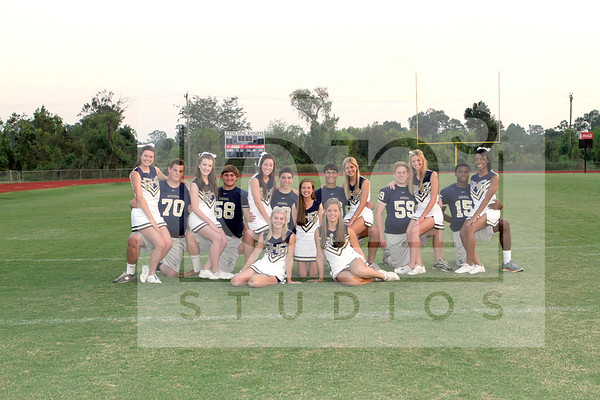 EHS SR Cheer/Football