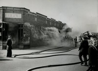 Brockton, MA Box 2-1433 April 22, 1957