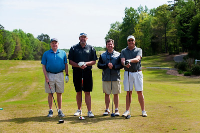 HTA Spring Golf Tournament @ Rocky River Golf Course 4-20-16 by Jon Strayhorn