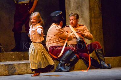 Carmen- Final Dress,  Dallas Opera 2013