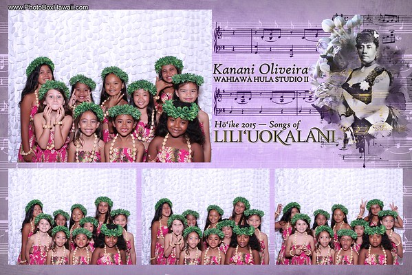 Kanani Oliveira Wahiawa Hula Studio II