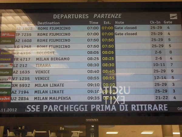 2012-11-26 - 1 - Bari-Rome