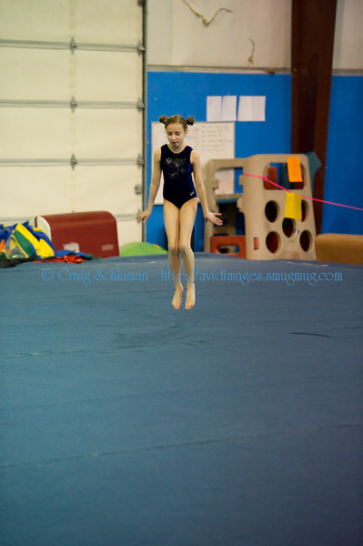 Northshore Gymnastics - Mar 14