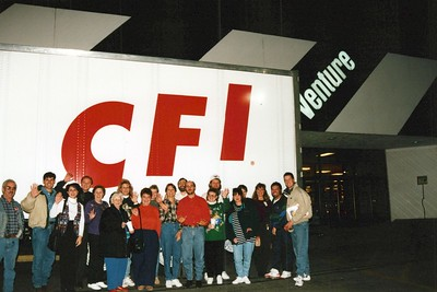 12-13-1995 CFI Truckloads of Treasures shopping @ Venture
