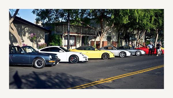 CARS & COFFEE 2015