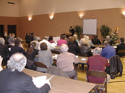 Parish Council Seminar - Camp Hill - November 14, 2005