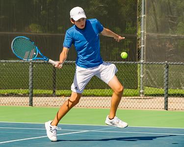 2018 Region 9 Boys Tennis Tournament -- 1st Singles