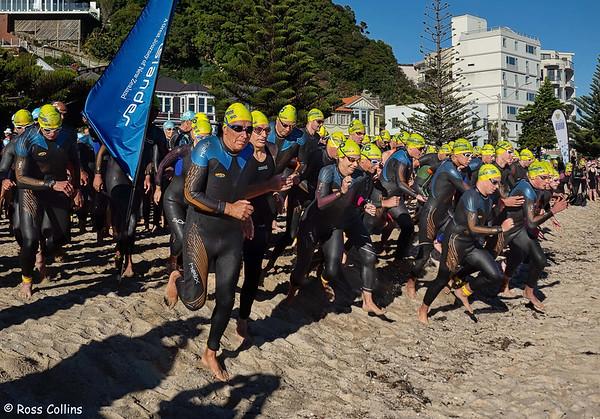 NZ Ocean Swim Series 2021
