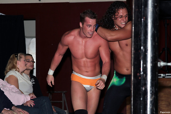 NWA On Fire: Springvale, Maine 09/18/2010 (Volume One)