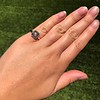 .53ctw Rose Cut Halo Ring, by Single Stone 39