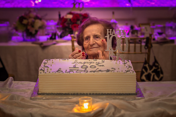 Rosa's 100th Birthday