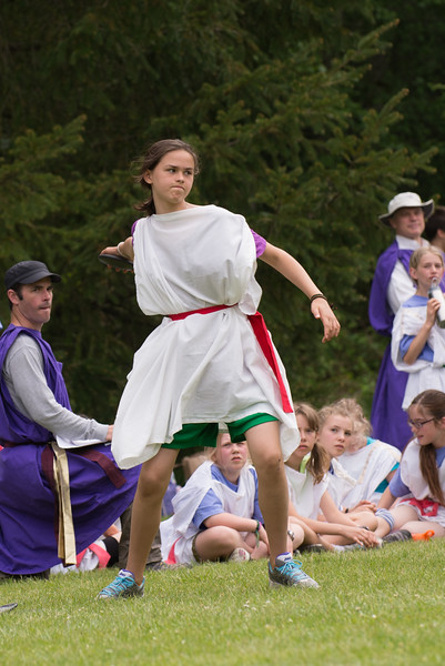 fifth grade olympiad - discus