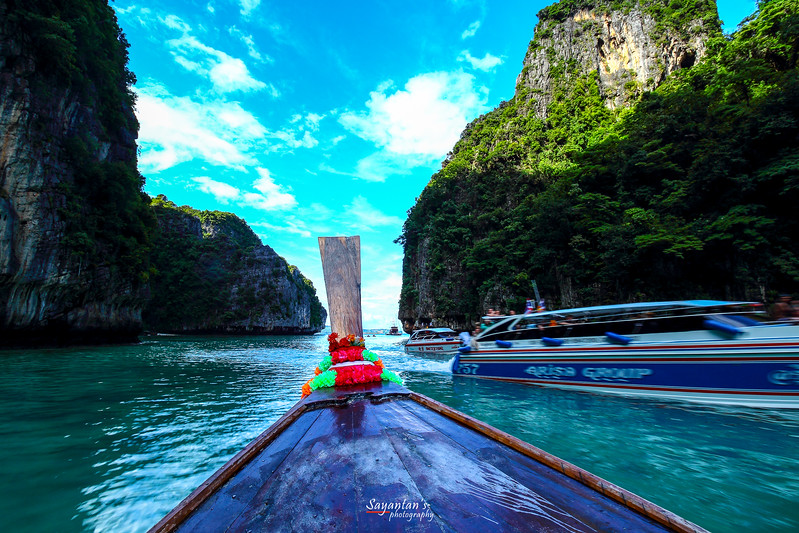 The story of a long-tail boat | Phi Phi