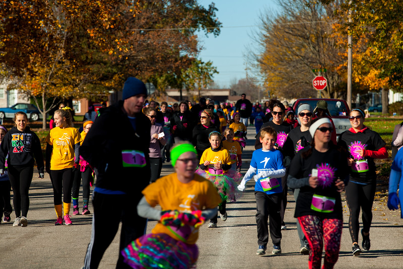 Girls on the Run East Central Illinois