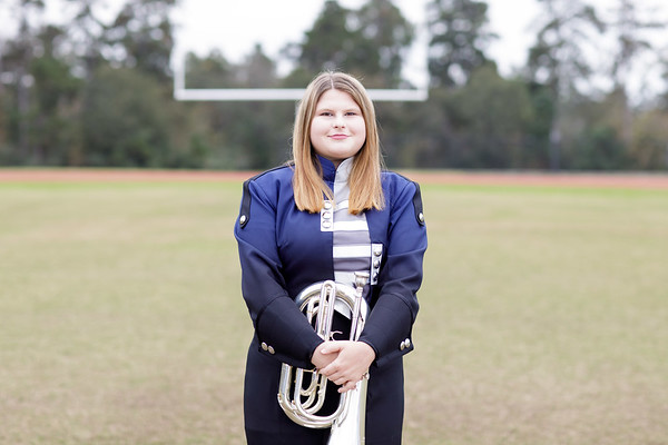 2017-11 Mackenzie Flynn -Band Uniform -Senior