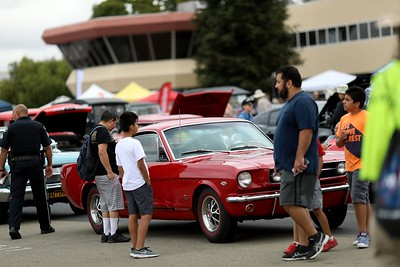 Photos: Hot San Jose Nights classic car and airplane show touches down at Reid-Hillview Airport