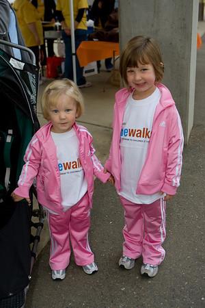 Hope Walks - October 18, 2008