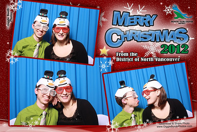 District of North Vancouver Christmas Party 2012
