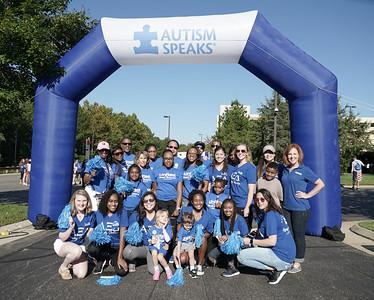 URE Autism Speaks Walk 2017
