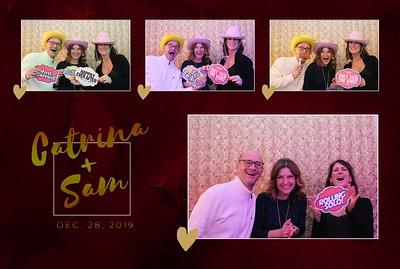 Crawford Wedding Photobooth 12.28.2019