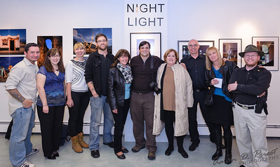 Night Light Photo Exhibition