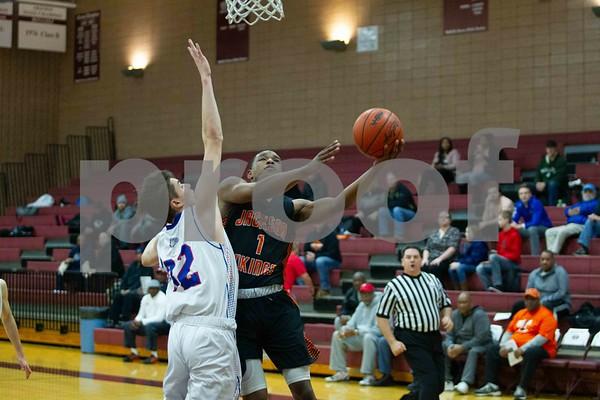 Jackson vs Mason District Boys Basketball 2-25-19
