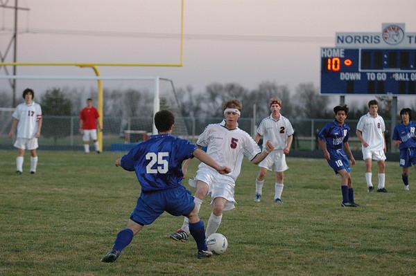 Var Boys Soccer vs Plattsmouth