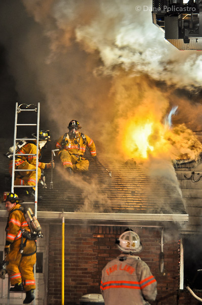 2-12-12 Glen Rock, NJ 2nd Alarm: 532 Harristown Road