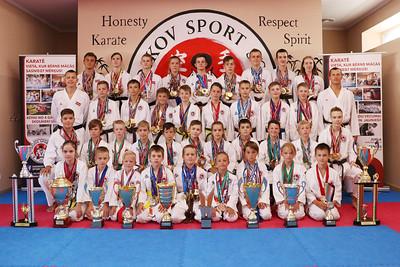 RS Karate Team 2019