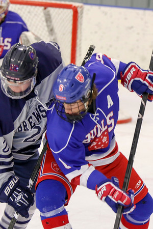 Boys' Varsity Hockey vs. Brewster   January 25
