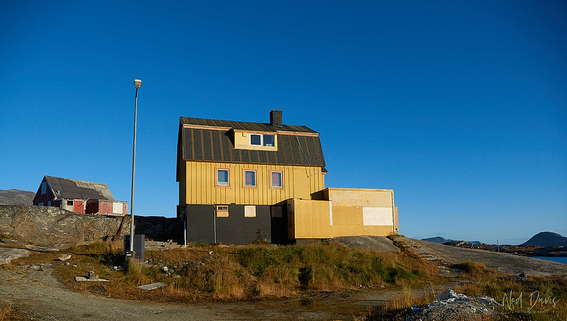 """Nanortalik's """"Open Air Museum"""""""